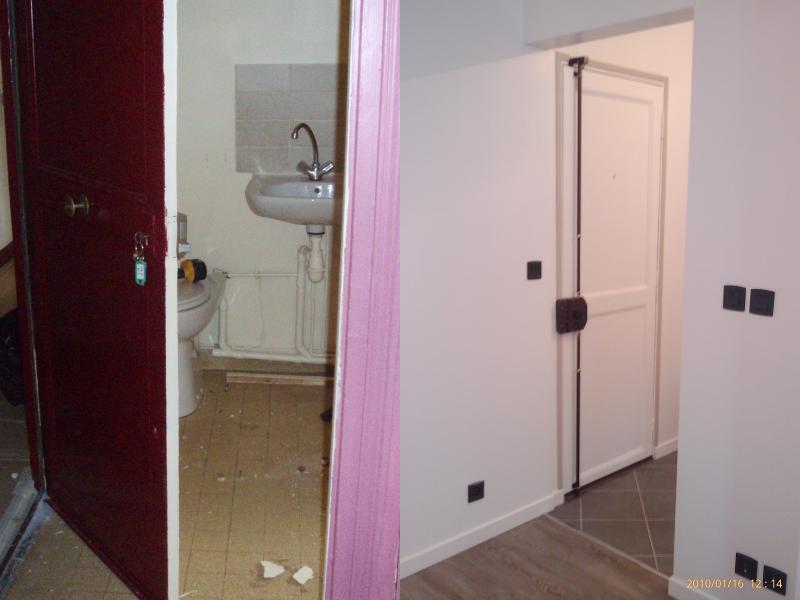 Chambres de services de 10m et de 16m deco sev les bons professionnels r novation tous - Chambre contre service ile de france ...